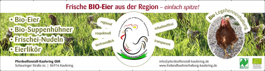 Freilandhühnerhaltung-Kaufering